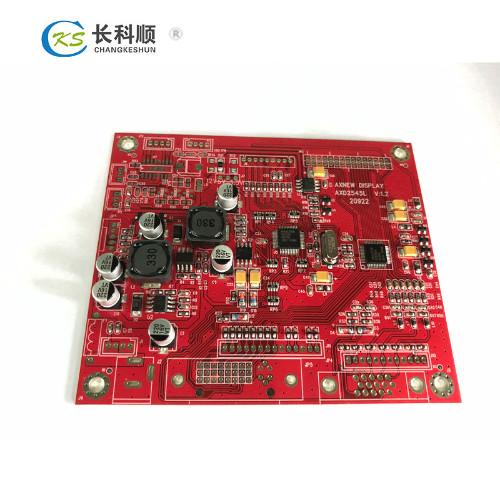 深圳电力控制板PCBA加工