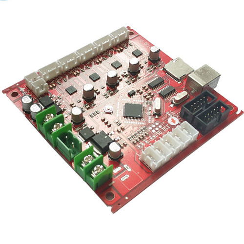 工业控制板PCBA代工代料案例