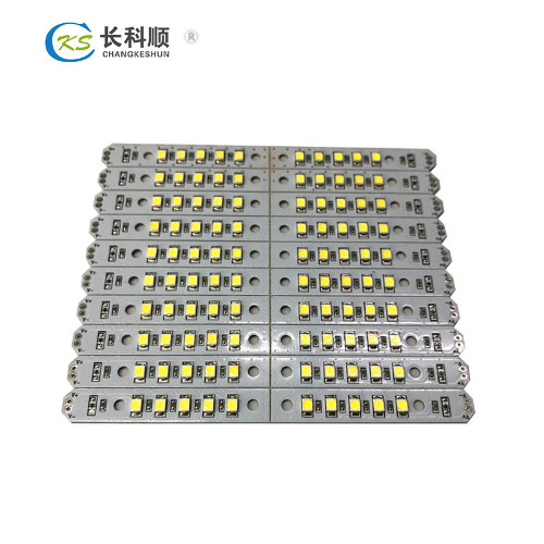 LED灯板PCBA加工