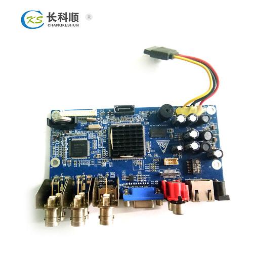 通讯类产品PCBA加工