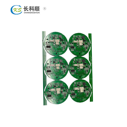 无线WIFI产品PCBA包工包料的案例23-长科顺