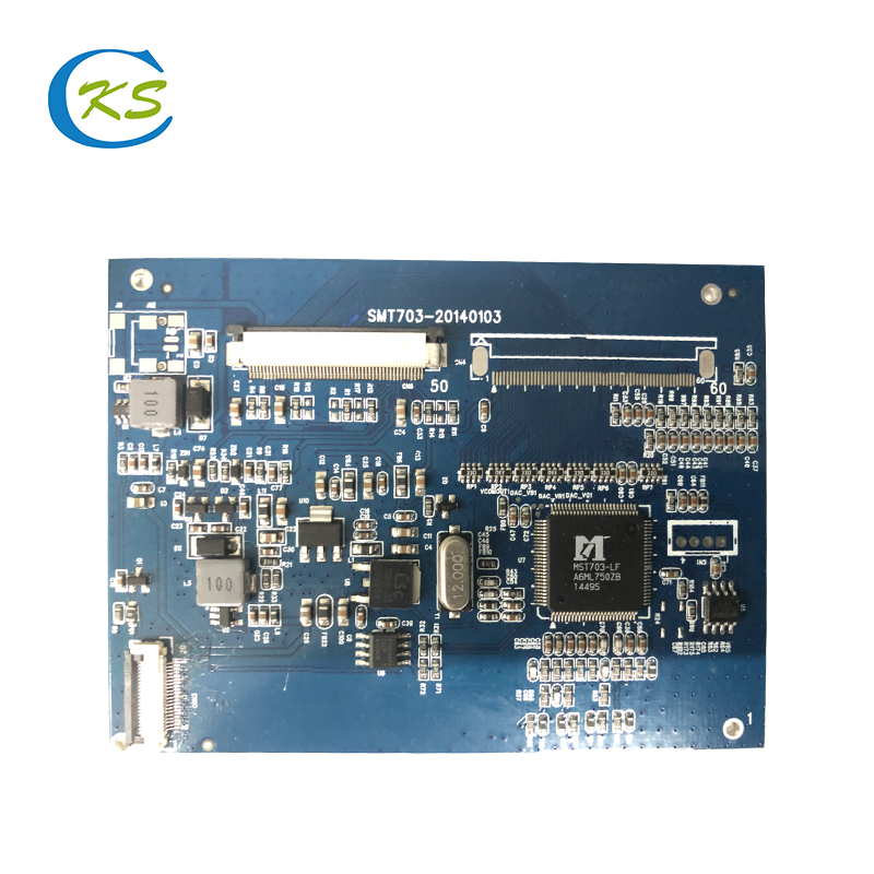 客户对长科顺车载电子PCBA代工代料
