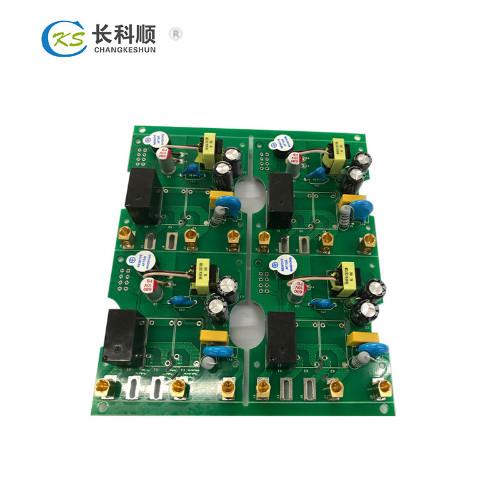 电路板PCBA加工一条龙服务的案例-深圳长科顺