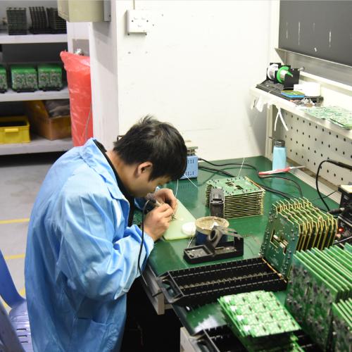 PCBA加工焊接