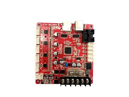 工控产品PCBA主板加工展示图