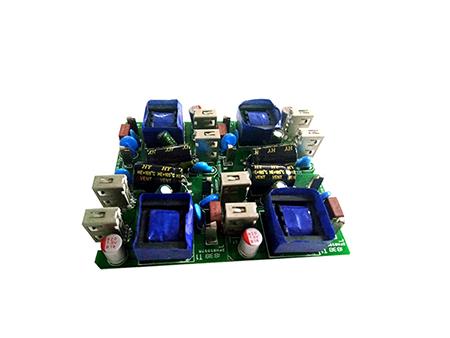 电子玩具smt贴片插件后焊展示图