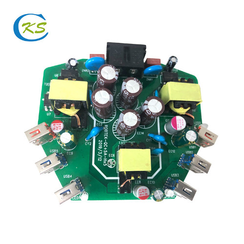 电源电路板PCBA加工