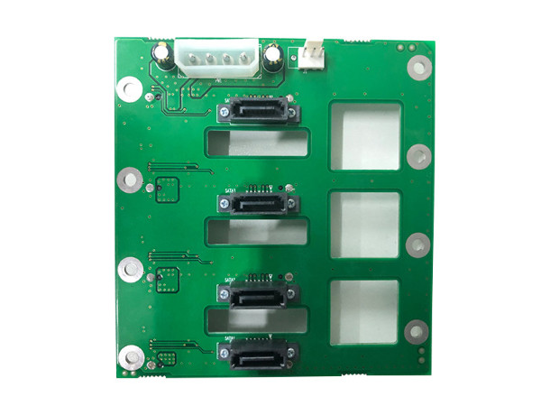 电力控制主板PCBA