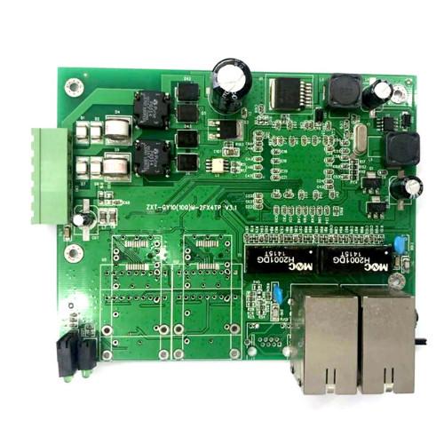通讯产品PCBA主板代工代料加工案例