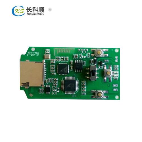 安防电子深圳PCBA加工案例7-长科顺科技