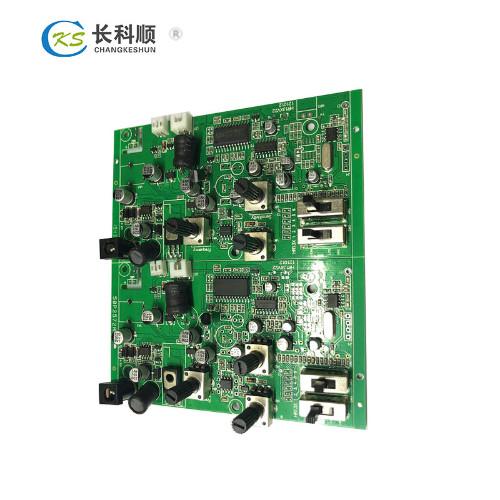 电力控制板PCBA加工