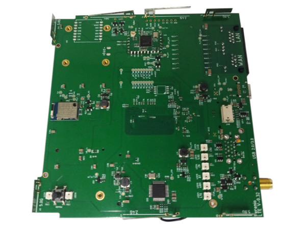 5G通讯PCBA
