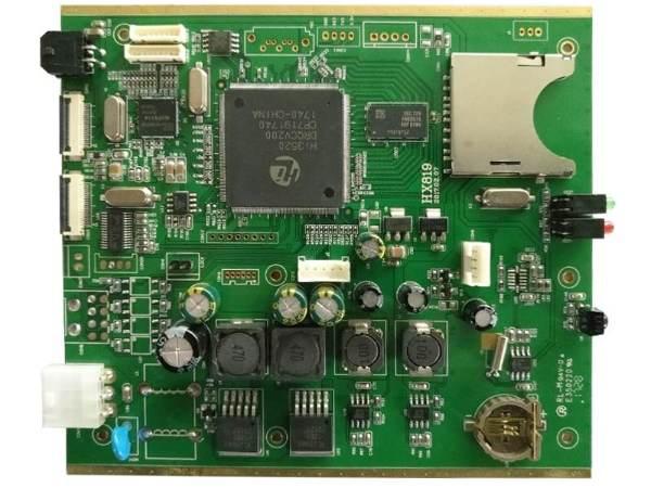 车载监控主板PCBA
